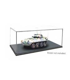 Прозрачна кутия 1:18/1:35/1:350 (325x165x125 mm)