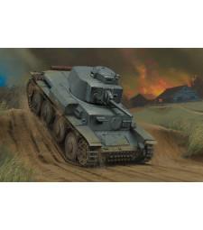 1:35 Германски танк German Panzerkampfwagen 38(t) Ausf.G (български декали)