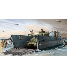 1:35 Десантен кораб на САЩ  US Navy LCM(3),Втора световна война