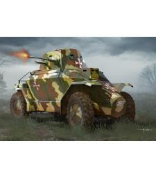 1:35 Унгарска бронирана кола 39M CSABA ( Hungarian 39M CSABA Armored Car)