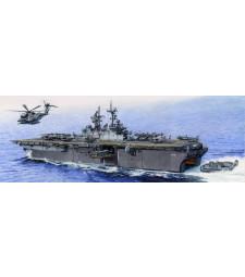 1:350 Американски самолетоносач USS IWO JIMA LHD-7