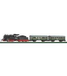 Стартов сет с локомотив и 3 вагона, DB, епоха IV