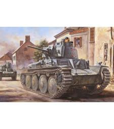 1:35 Германски танк German Panzerkampfwagen 38(t) Ausf.B