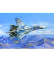 1:48 Изтребител Су-27 (Su-27 Flanker B)