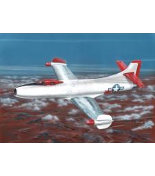 """1:48 Американски самолет D-558-I Skystreak """"NACA"""""""
