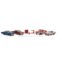 Ford Motorcraft Garage - Multi-Car Dioramas