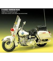 1:10 Класически полицейски мотоциклет