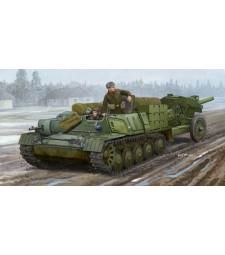 1:35 Съветски артилерийски влекач АТ-П  (Soviet AT-P artillery tractor)