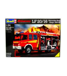 1:24 Mercedes Schlingmann LF 20/16 Fire Truck