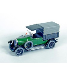 Laurin & Klement Combi Body 1927 - Moss Green