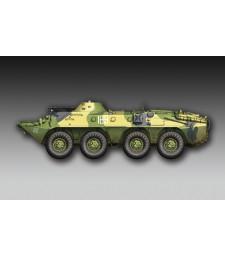 1:72 Руски бронетранспортьор БТР-70 АПЦ, късна версия (Russian BTR-70 APC late version)
