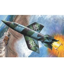1:72 Ракета Rocket A4b (версия с пилот)