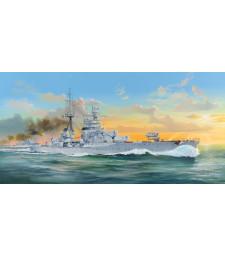 1:350 Италиански тежък крайцер Zara
