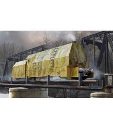 1:72 Германски брониран локомотив Panzerlok BR57Armoured Locomotive