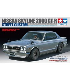 1:24 Автомобил Skyline 2000GT-R StCustom