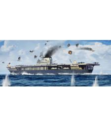 1:700 Американски самолетоносач USS Yorktown CV-5