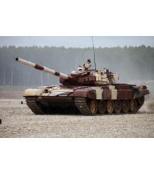 1:35 Руски среден танк Т-72Б1 с контакт 1 реактивна броня (Russian T-72B1 MBT w/kontakt-1 reactive amor)
