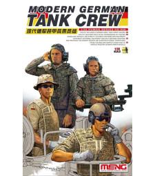 1:35 Германски танкове екипаж (Modern German Tank Crew) - 4 фигури