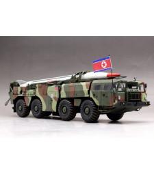 1:35 Севернокорейски балистичен комплекс Hwasong-5 (DPRK Hwasong-5 short-range tactical ballistic missile)