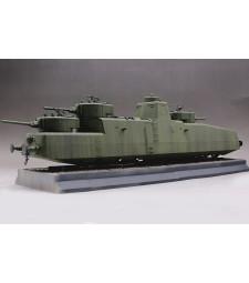 1:35 Съветски брониран влак МБВ-2 (Soviet MBV-2 Armored Train)