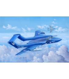 "1:48 Британски изтребител Де Хавиланд DH.110 ""Морска лисица"" (de Havilland DH.110 Sea Vixen Faw.2)"