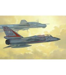 1:72 Американски прехващач Ф-106Б Делта Дарт (US F-106B Delta Dart)