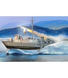 1:200 Американски военен кораб USS PHM клас Пегас (USS PHM of Pegasus Class)