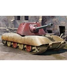 1:35 Германски тежък танк Е-100 с оръдие Круп (E-100 Heavy Tank – Krupp Turret)