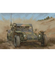 1:35 Американски брониран автомобил Delta Force FAV
