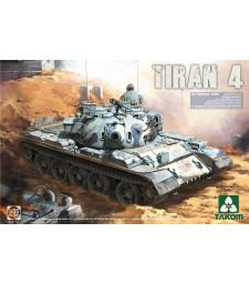 1:35 Израелски среден танк Тиран-4 (IDF Medium Tank Tiran-4)