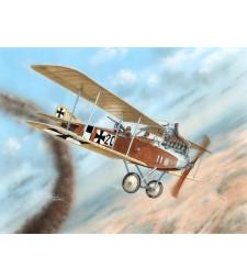 1:48 Двуместен биплан Albatros C.III