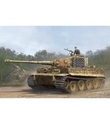 1:35 Германски танк Pz.Kpfw.VI Ausf.E Sd.Kfz.181 Tiger I (средно производство) с цимерит