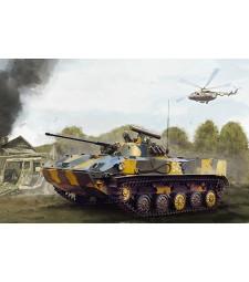 1:35 Руска десантна бронирана машина БМД-3 (Russian BMD-3 Airborne Fighting Vehicle) - с метално въже и фотоец
