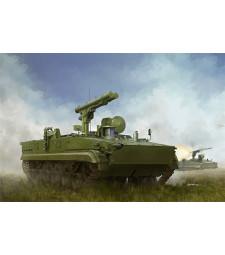 1:35 Руска противотанкова система 9П157-2 Хризантема-С (Russian 9P157-2 Khrizantema-S Anti-tank system)