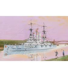 1:350 Германски боен кораб Холстен (Schleswig – Holstein Battleship 1908)