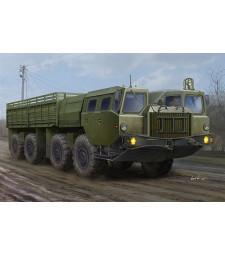 1:35 Руски военен камион МАЗ-7313 (MAZ-7313 Truck)
