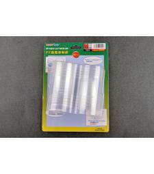 Комплект чашки за боя с капак, размер M (42cc X 10 броя)
