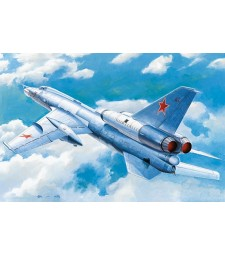 """1:72 Съветски свръхзвуков бомбардировач Ту-22 (Soviet Tu-22 """"Blinder"""" tactical bomber)"""