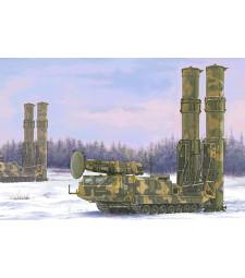 1:35 Руска ракетна установка С-300 9А82 САМ  (Russian S-300V 9A82 SAM)