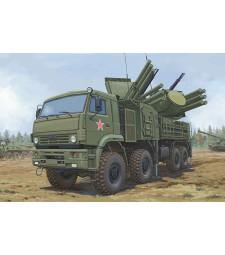 1:35 Руска система за противовъздушна отбрана 72V6E4 от 96K6 ПАНТСИР-С1 (Russian 72V6E4 Combat Vehicle of 96K6 Pantsir -S1 ADMGS)