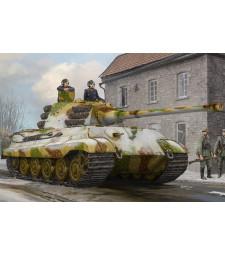 1:35 Германски танк Pz.Kpfw.VI Sd.Kfz.182 Тигър II (Pz.Kpfw.VI Sd.Kfz.182 Tiger II), производство на Хеншел Февруари-1945