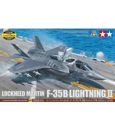 1:72 Американски реактивен изтребител Lockheed Martin F-35B Lightning II - 1 фигура на пилот