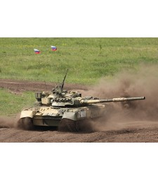 1:35 Руски основен танк Т-80УК (Russian T-80UK MBT)