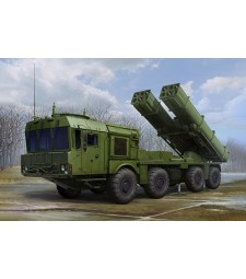 1:35 Руска ракетна установка 9А53 Ураган-1М Торнадо (Russian 9A53 Uragan-1M MLRS (Tornado-s))