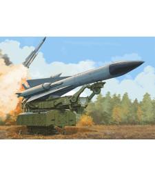 """1:35 Руска Ракета за ПВО 5В28 (Russian 5V28 of 5P72 Launcher SAM-5 """"Gammon"""")"""