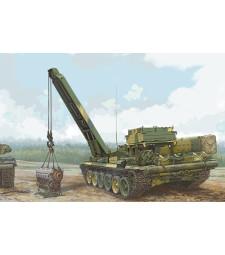 1:35 Руска военна инжинерна машина БРЕМ-1 (Russian BREM-1 Armoured Recovery Vehicle)