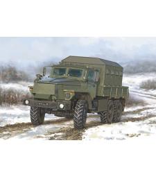 1:35 Руски брониран камион URAL-4320 CHZ