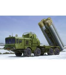 1:35 Руски ракетен комплекс 40N6 51P6A TELS-400
