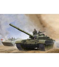 1:35 Руски основен танк Т-72А модел 1979 (Russian T-72A Mod1979 MBT)