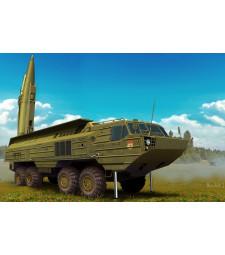 1:72 Съветски балистичен ракетен комплекс 9К714 ОКА SS-23 Spide (Soviet 9K714 OKA SS-23 Spider)